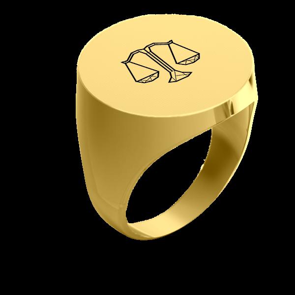 טבעת חותם לגבר ולאישה